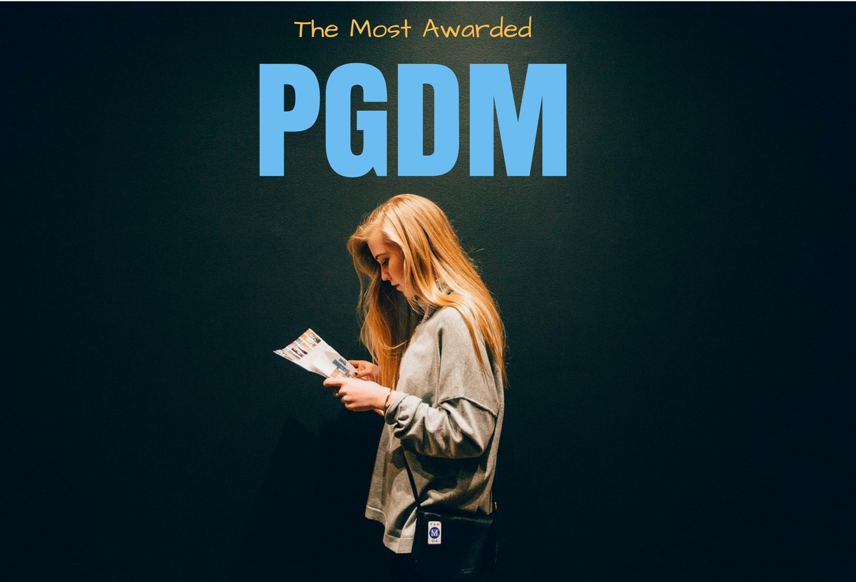 Distance Learning PGDM