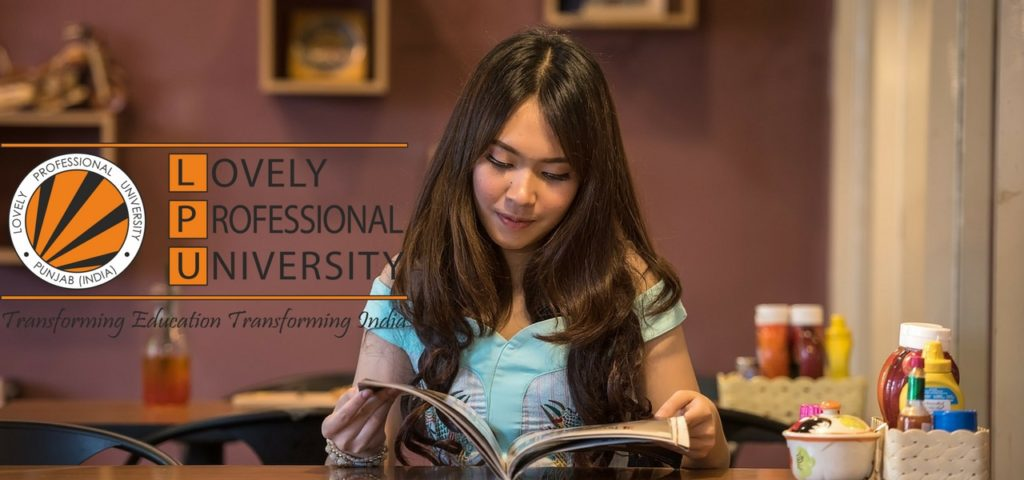 Lovely Professional University Distance Education MBA