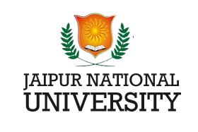 jaipur national university distance education