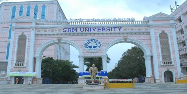 SRM University Distance MBA