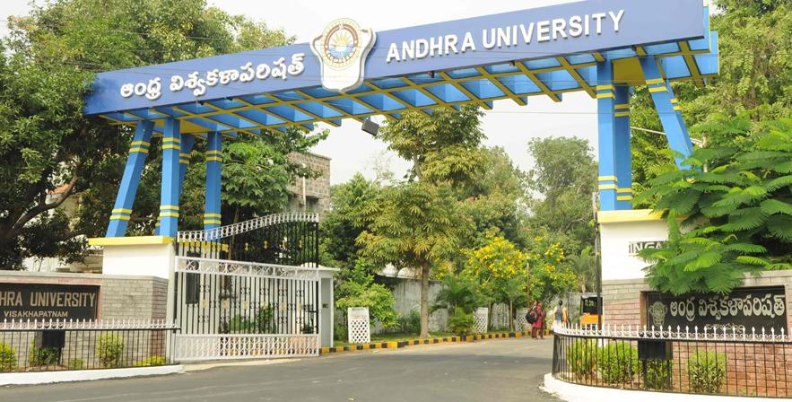 Andhra University Distance Education MBA