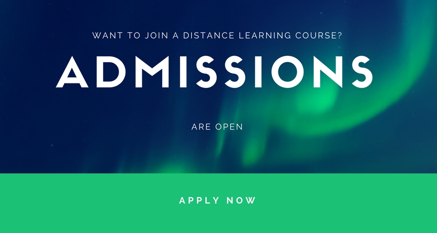 Admission Enquiry For Distance Learning Courses in India