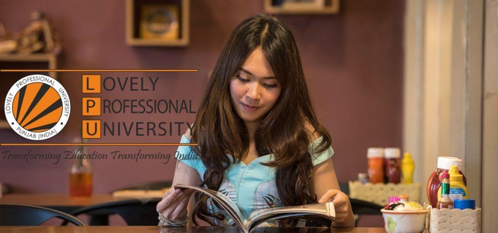 Lovely Professional University Distance Education MBA