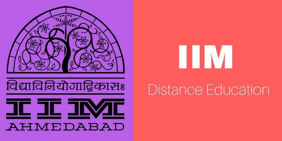 IIM Distance Learning MBA Courses Fee Structure & Admission 2019