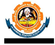 Bharathiar University Distance Education MBA