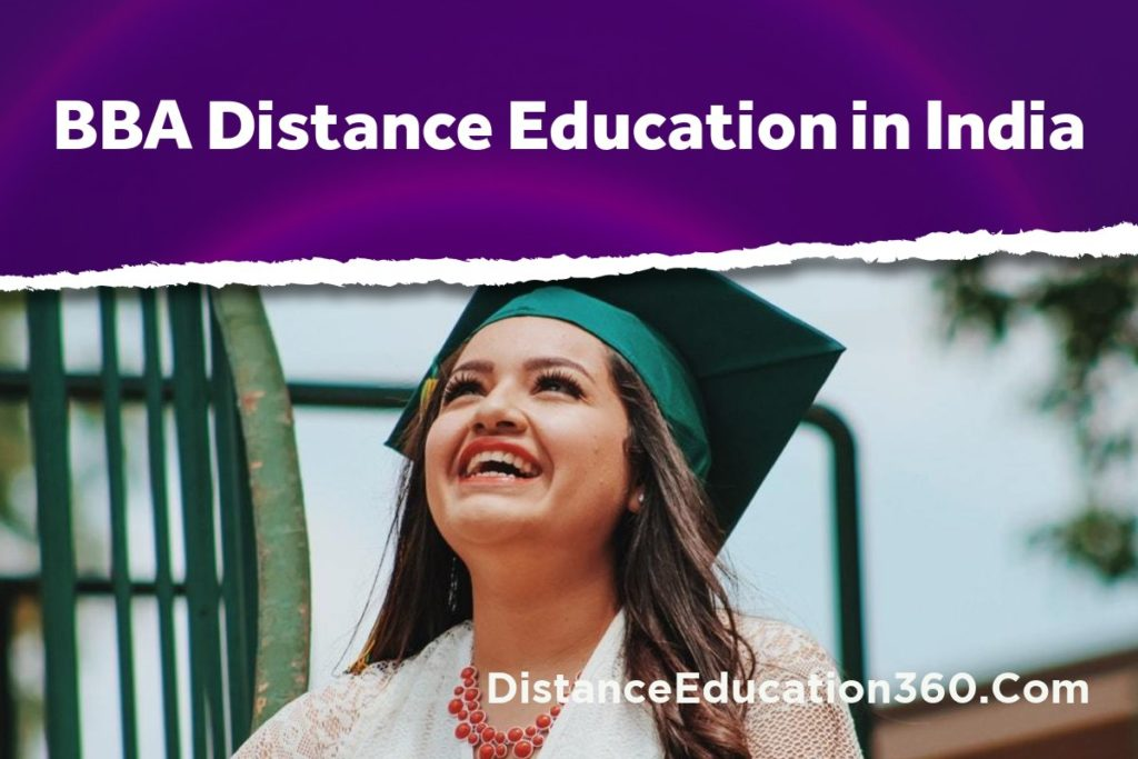Best Distance Education BBA in India