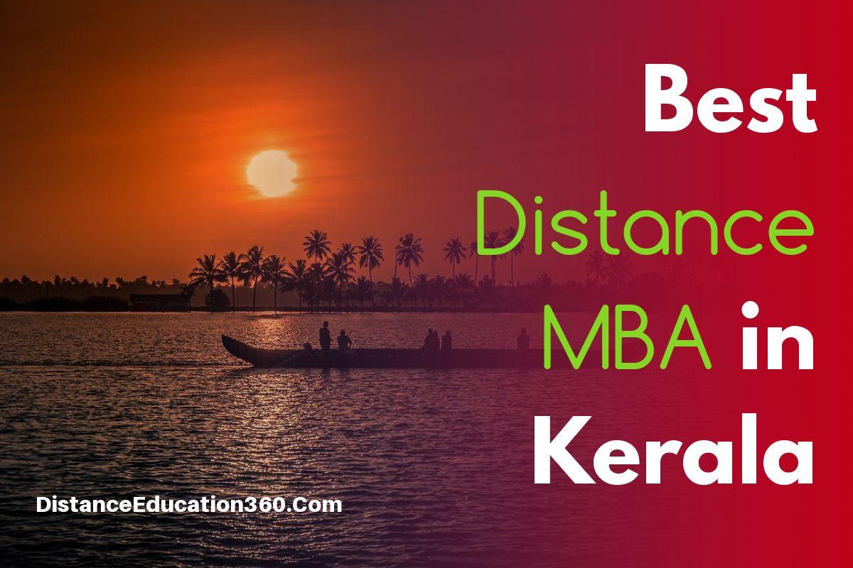 Distance MBA Kerala