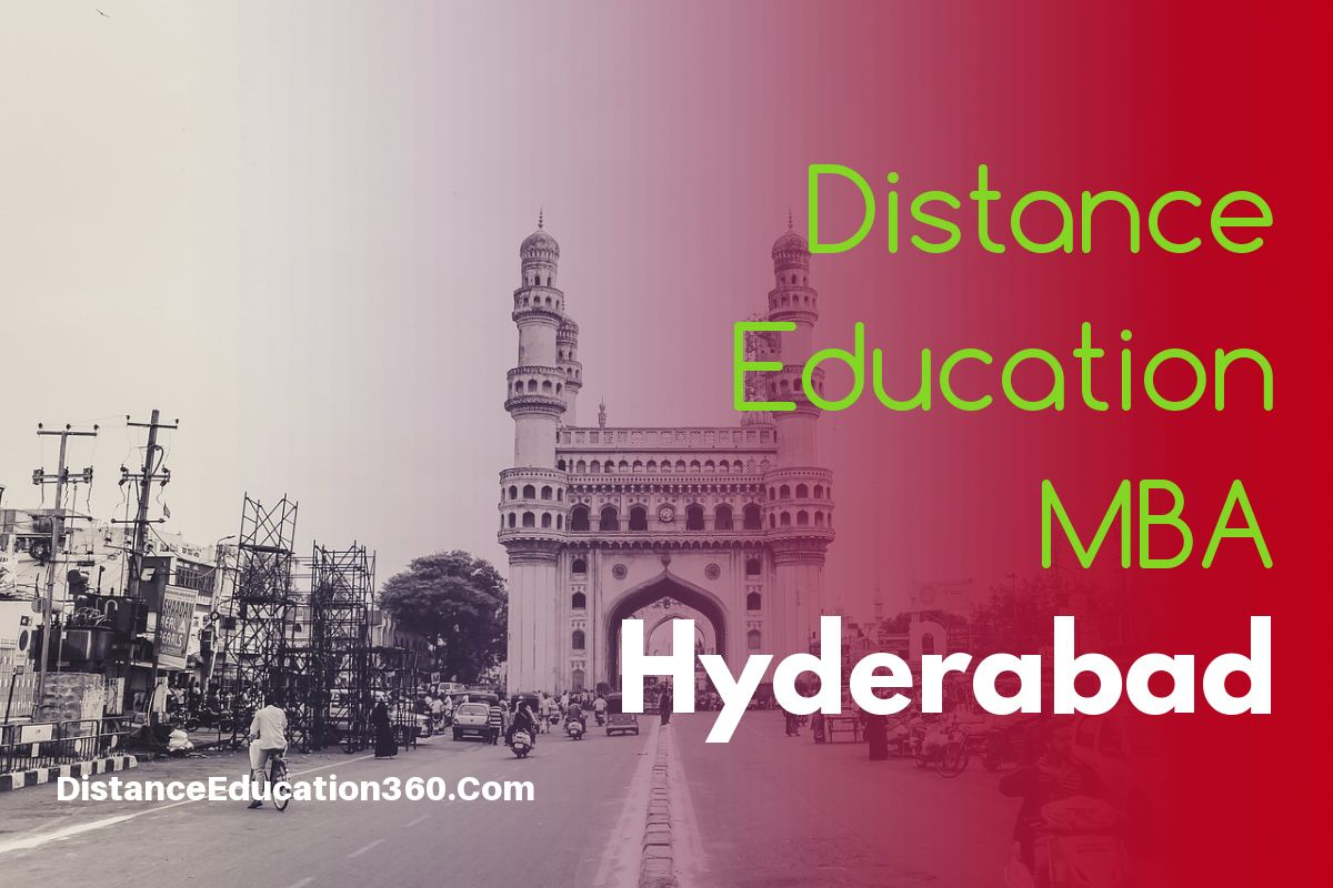 Distance Education MBA Hyderabad
