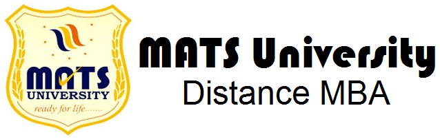 mats university distance education mba