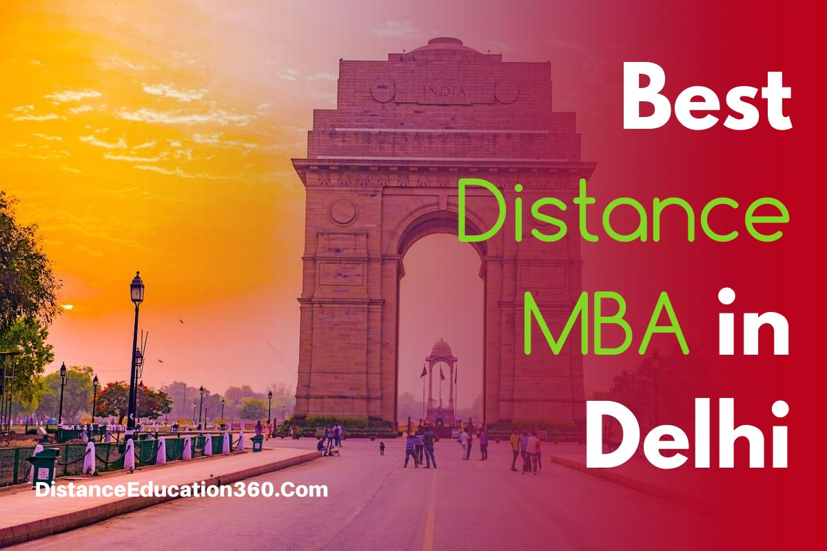 best distance education mba delhi