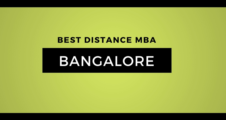 best distance mba bangalore