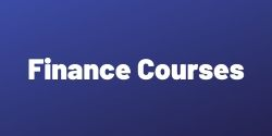 Short term courses in Finance