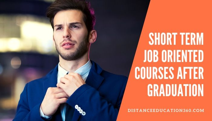 Short Term {Job Oriented} Courses After Graduation