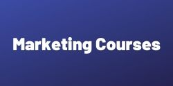 •	Short term courses in Marketing
